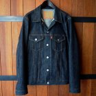"他の写真1: 【SALE30%OFF】RALEIGH jean ""HETEROGENEOUS"" TRUCKER JACKET[INDIGO BLUE (NON WASH)]"