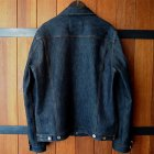"他の写真2: 【SALE30%OFF】RALEIGH jean ""HETEROGENEOUS"" TRUCKER JACKET[INDIGO BLUE (NON WASH)]"