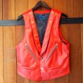 """RALEIGH COUNT IN THREE """"3つ数えろ"""" BULLET VEST (廉価版)[RED]"""