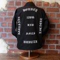 BxH Gotica Letter Jacket[BK]