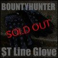 BxH / ST Line Glove[BK]