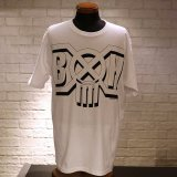 BxH 「Shadow Logo Tee」WH