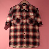 BxH Check S/S Shirts[BU]