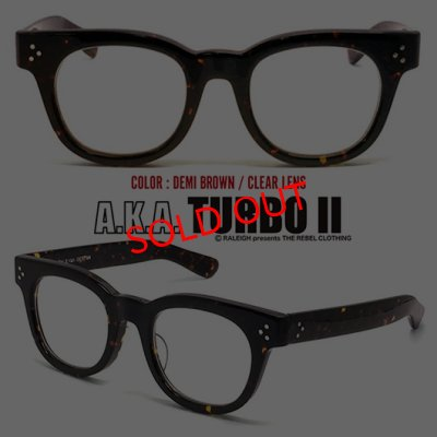 "画像2: TURBO 5 speed Ver.2 ""通称ターボ II"" EYE GLASSES (by RALEIGH Design)[BR x CL]"