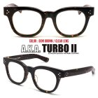"他の写真1: TURBO 5 speed Ver.2 ""通称ターボ II"" EYE GLASSES (by RALEIGH Design)[BR x CL]"