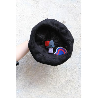 画像5: 「Original John」8 PANELS BERET JUTE BLACK