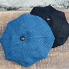 他の写真1: 「Original John」8 PANELS BERET JUTE BLACK