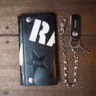 "他の写真1: RALEIGH ""SMUGGLER"" LEATHER WALLET with ""HIDEOUT"" WALLET CHAIN"
