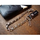"他の写真3: RALEIGH ""SMUGGLER"" LEATHER WALLET with ""HIDEOUT"" WALLET CHAIN"