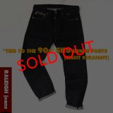 "RALEIGH jeans ""TIED TO THE 90S"" SK8 DENIM PANTS (TIGHT STRAIGHT)"