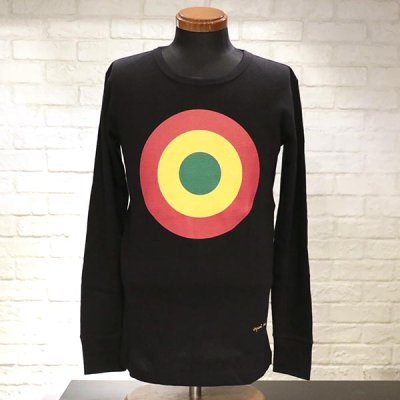 "画像1: Original John""TARGET MARK THERMAL CUTSEW""[BLACK]"