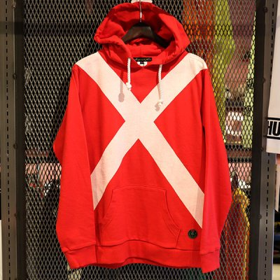 "画像1: Original John""SCOTTISH HOODIE ""[RED]"
