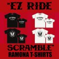 "RALEIGH ""EZ RIDE & SCRAMBLE"" RAMONA T-SHIRTS"