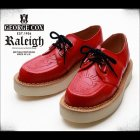 "他の写真1: RALEIGH LONDONERS ""THREE SACRED TREASURES"" RUBBER-SOLED[RED]"