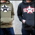 """【30%OFF】RALEIGH THE ONLY BRAND THAT MATTERS """"R.L.G STAR & STRIPES"""" C/N HOODIE"""