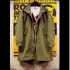 "他の写真1: RALEIGH LONDONERS ""SCOOTERIST"" MODS PARKA[ARMY GREEN]"