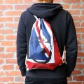 """RALEIGH LONDONERS """"WAVE A UNION FLAG"""" or """"£ STERLING"""" KNAPSACK"""