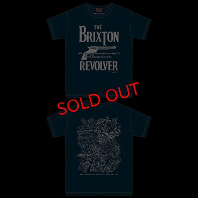 "画像1:  【RALEIGH】 ""THE BRIXTON REVOLVER"" T-SHIRTS (2019 Ver.)"