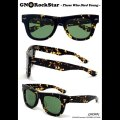 """RALEIGH starring : GN8 ROCKSTAR """"THOSE WHO DIED YOUNG"""" EYE GLASSES[DEMI/SMOKE]"""