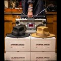 """【RALEIGH】THE ORIGINAL GANGSTER """"I Don't Give a Damn"""" BLADE HAT"""