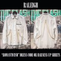 """RALEIGH """"ROMANTICISM"""" DRESS CODE OR HARNESS UP SHIRTS[WHITE]"""