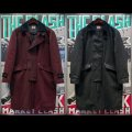 """RALEIGH """"FAIRYTALE OF NEW YORK"""" COWBOY DUSTER COAT"""
