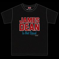 RALEIGH JAMES DEAN IS NOT DEAD (邦題: このままじゃ終われない) MOVIE T-SHIRTS [JIMMY BLACK]
