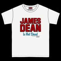 RALEIGH JAMES DEAN IS NOT DEAD (邦題: このままじゃ終われない) MOVIE T-SHIRTS [JIMMY WHITE]